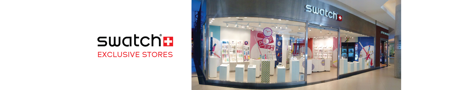 Swatch Stores