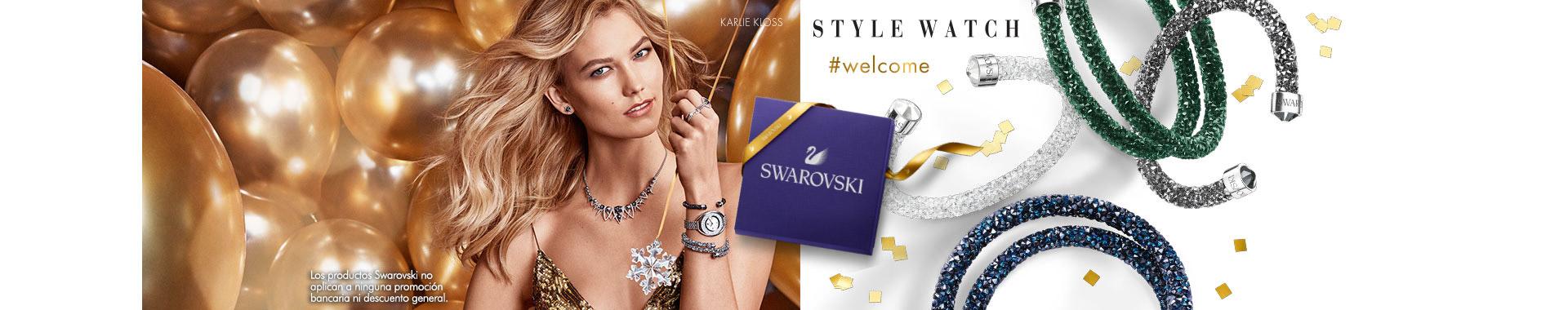 Welcome Swarovski