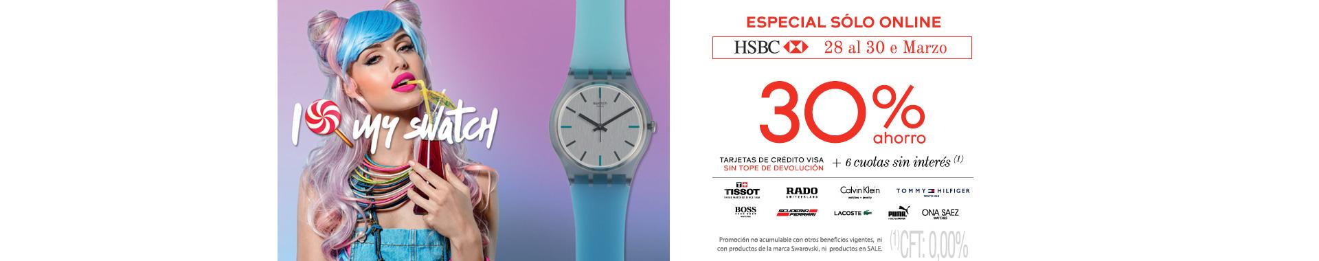 HSBC 28 al 30 marzo