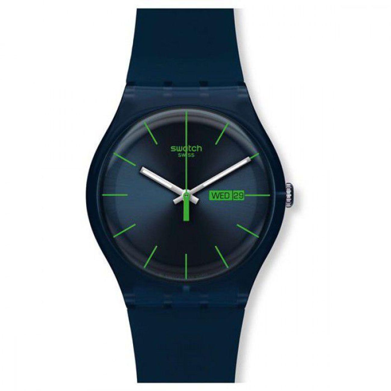 bastante agradable 62702 7ac1b Reloj Swatch Blue Rebel Hombre - Style Watch