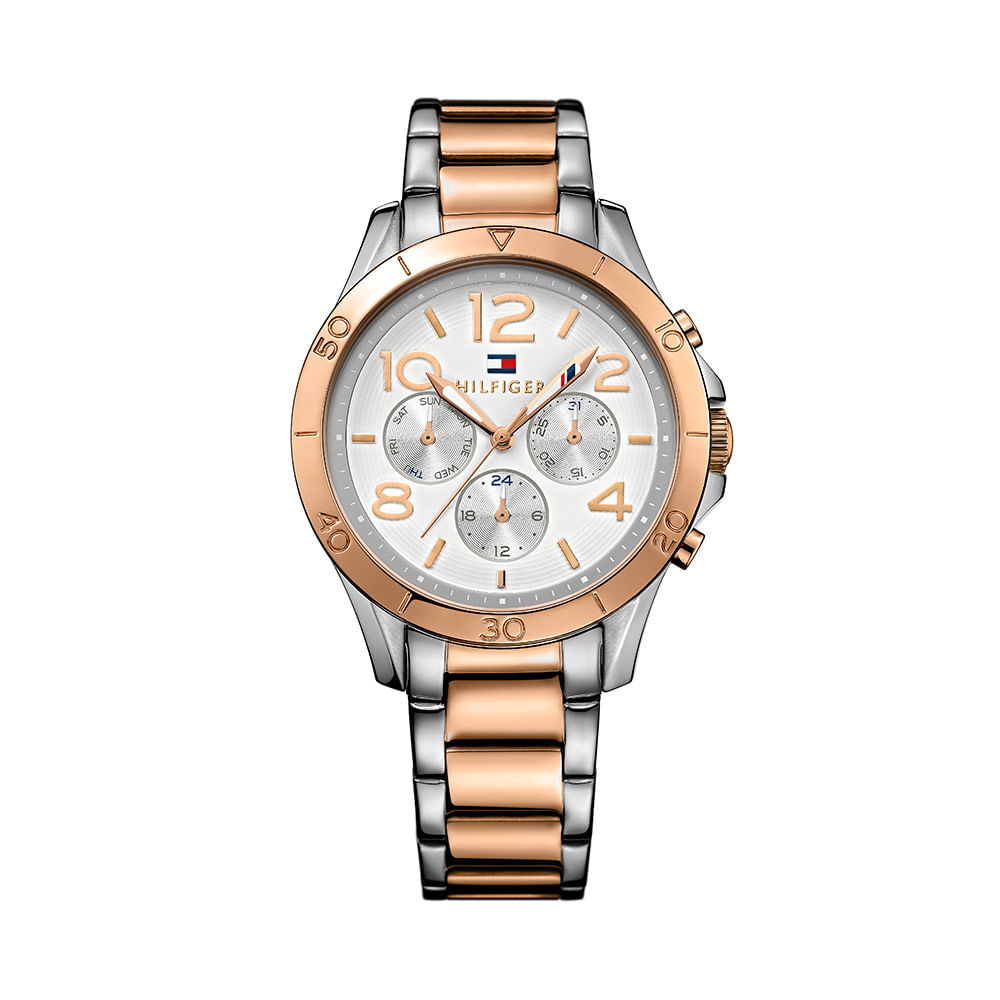 991231969aee Reloj Tommy Hilfiger Alex Mujer Dorado - Style Watch