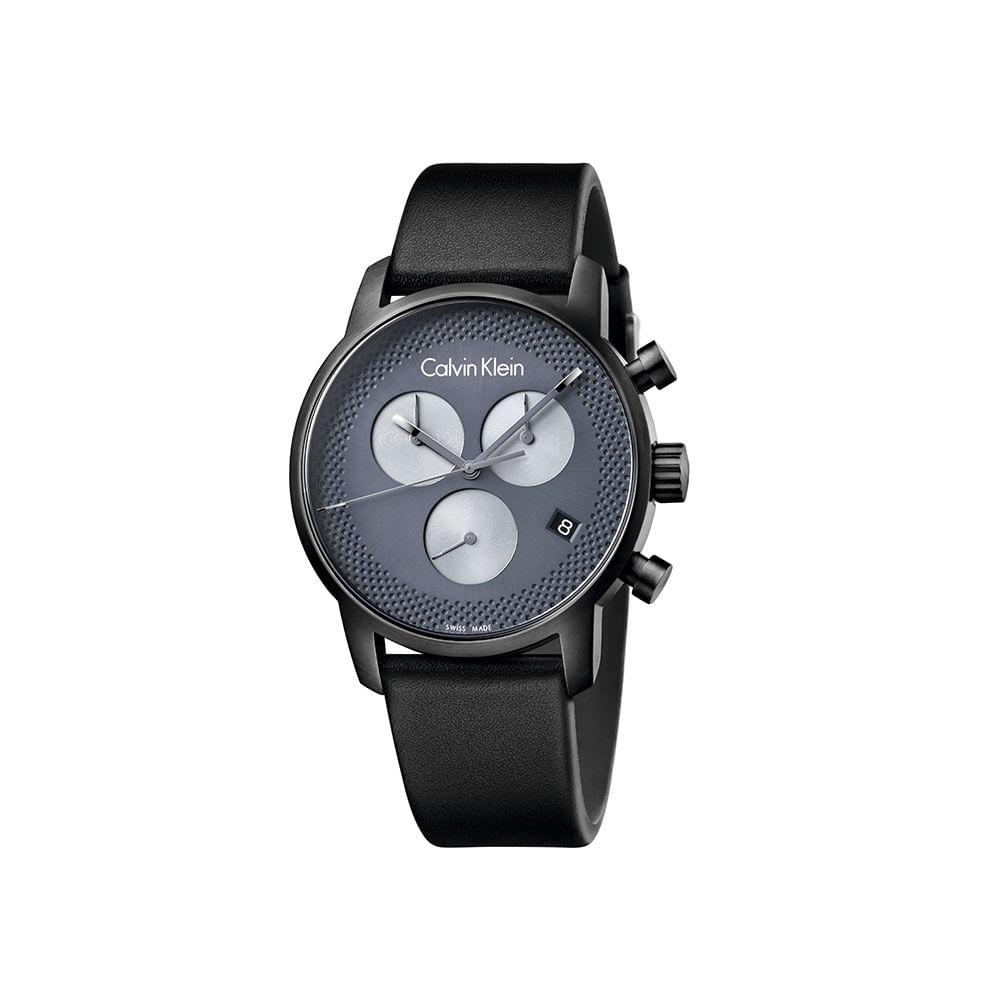 0176576ea175 Reloj Calvin Klein City - Style Watch