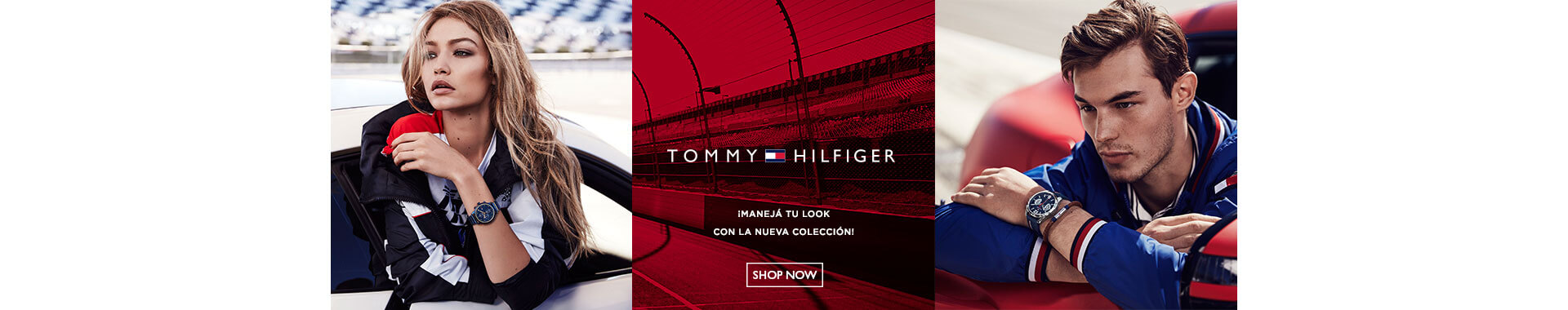 banner Tommy SS18