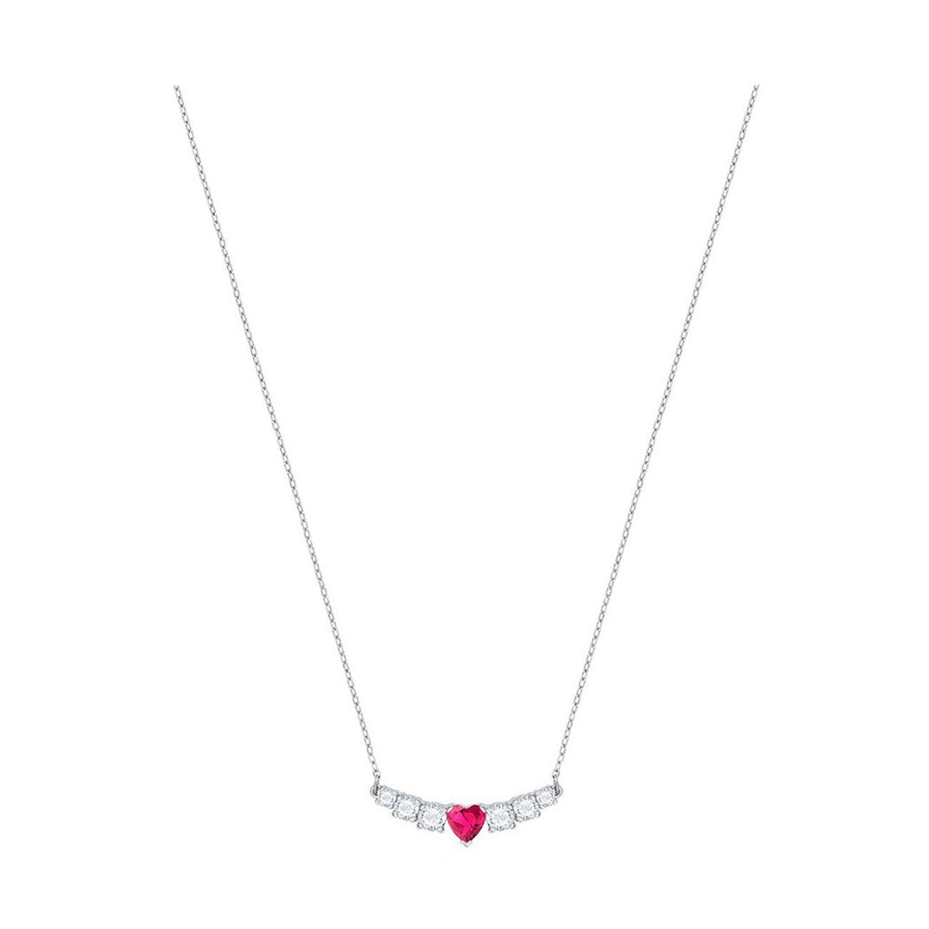 66d7cf314189 Swarovski Collar Love - Style Watch