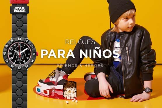 Reloj niños