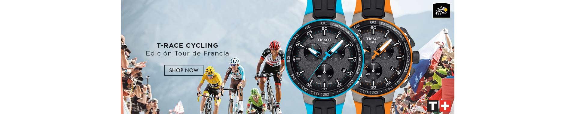 Banner Tissot Tour de Francia