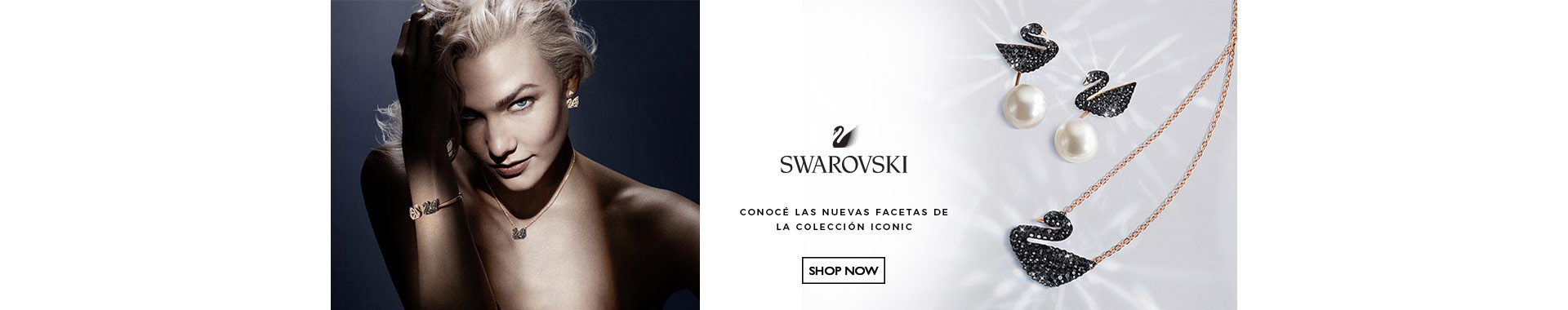 Swarovski Iconic Collection