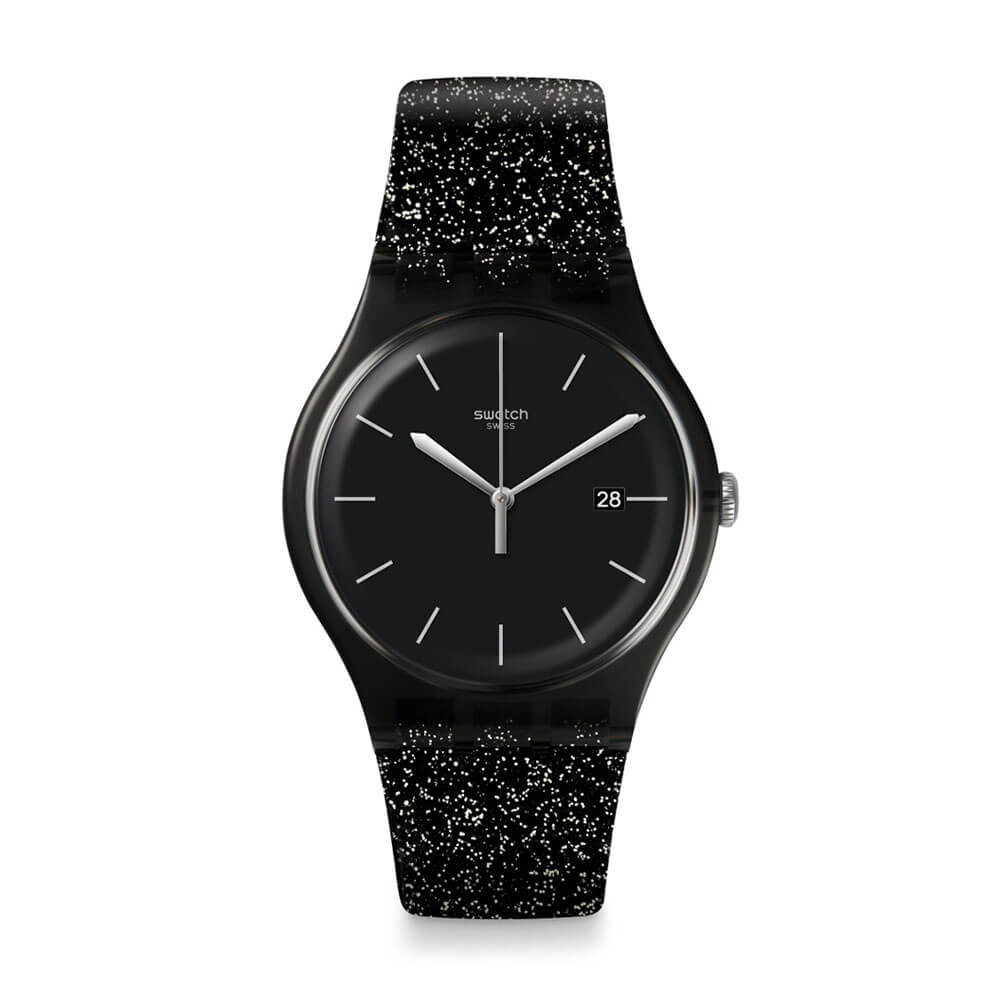 6ea161ab33dc Swatch Glitter SUOB403 - Style Watch