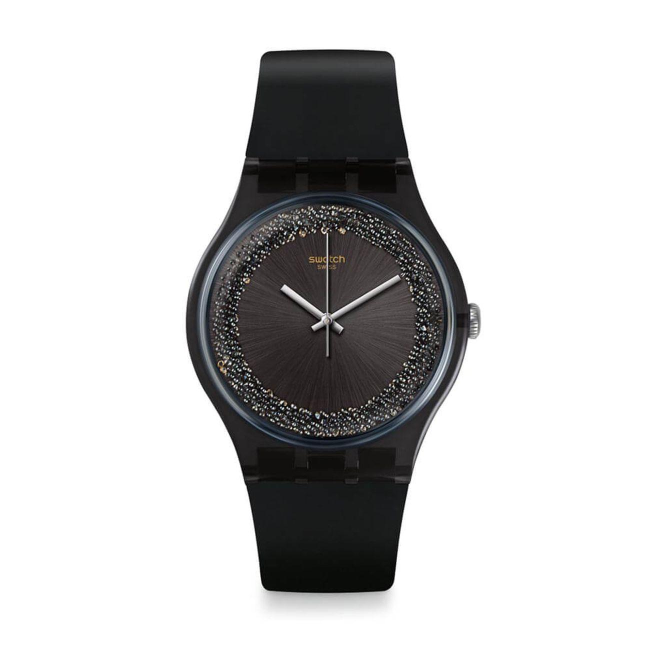 Darksparkles Swatch Reloj Style Suob156 Watch 8nXO0wPk