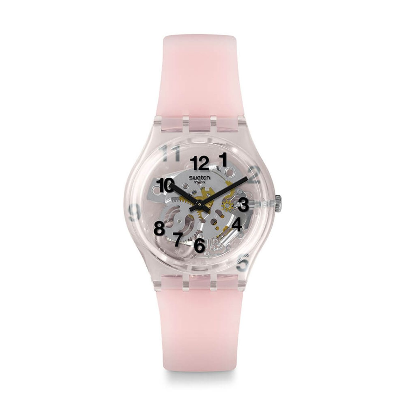 Swatch Reloj Watch Style Board Pink qGUpLSVMz