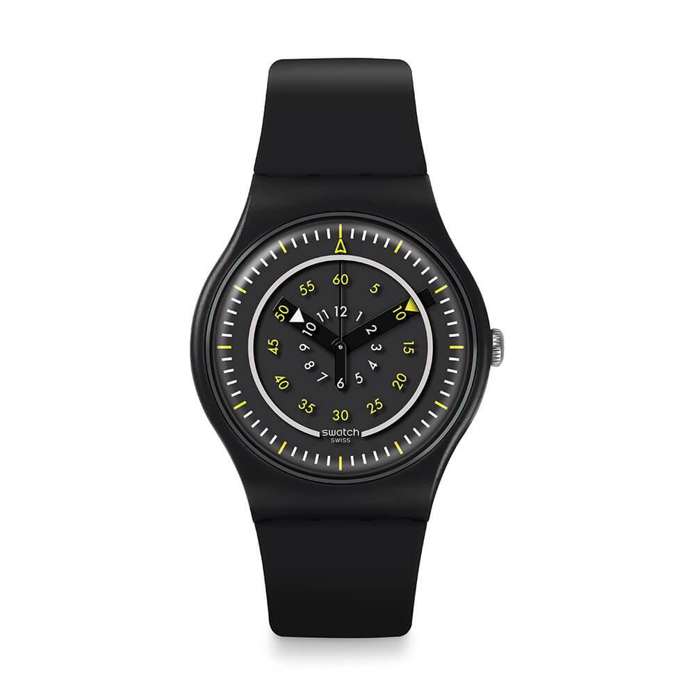 Nero Più Watch Swatch Reloj Style BWQCorxeEd