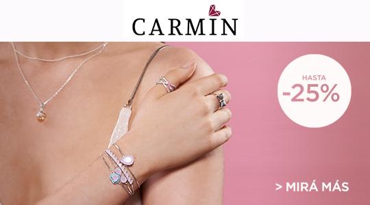 carmin sale